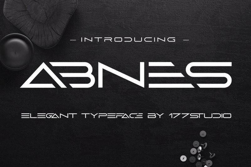 Abnes Font
