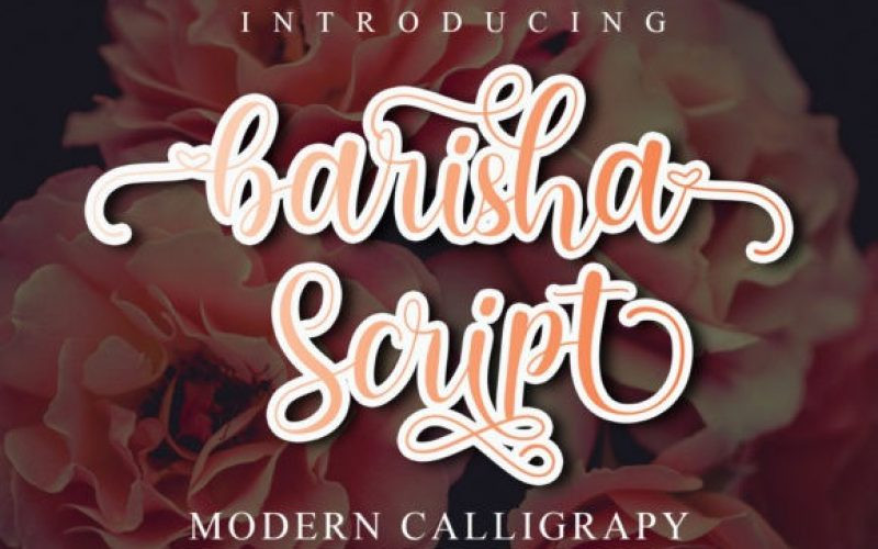 Barisha Font