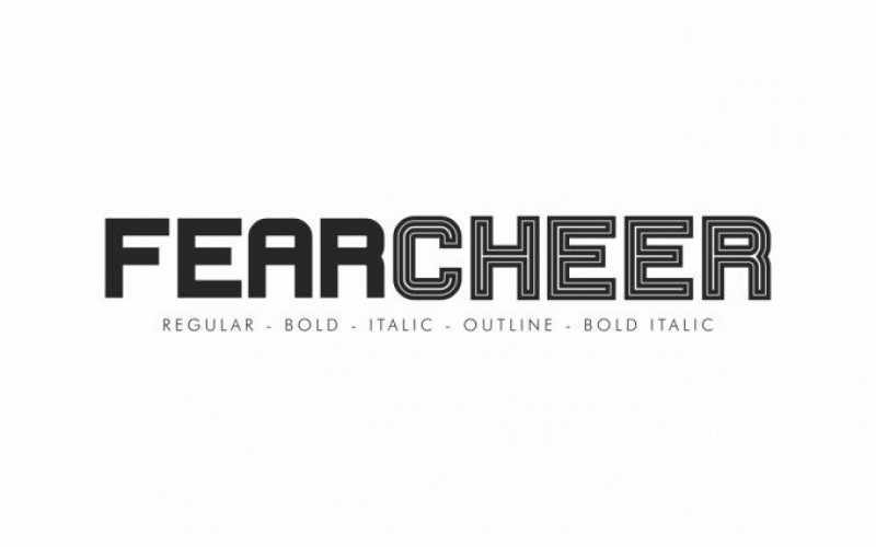 Fearcheer Font