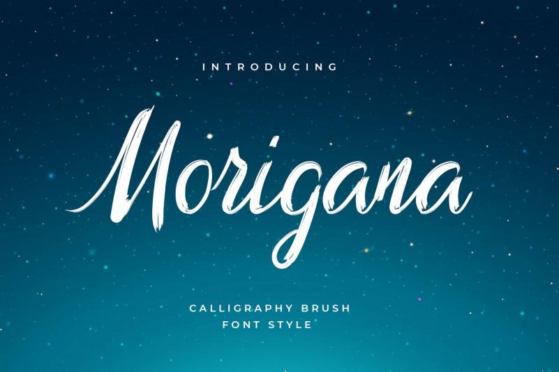 Morigana Font