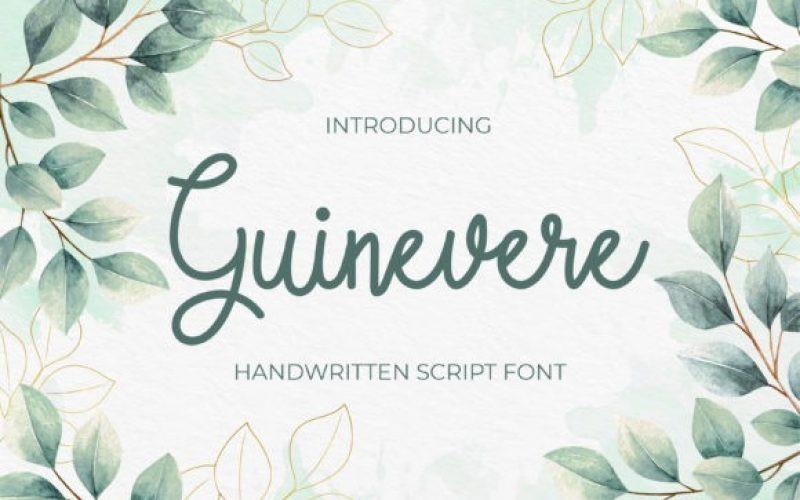 Guinevere Font