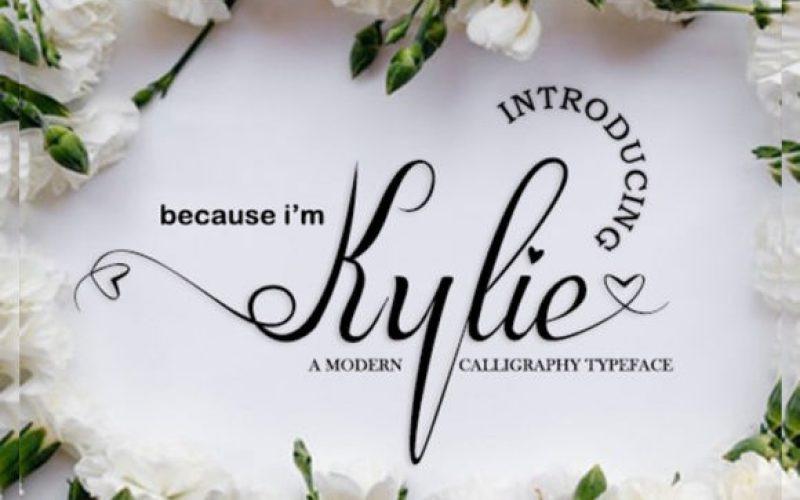 Kylie Font