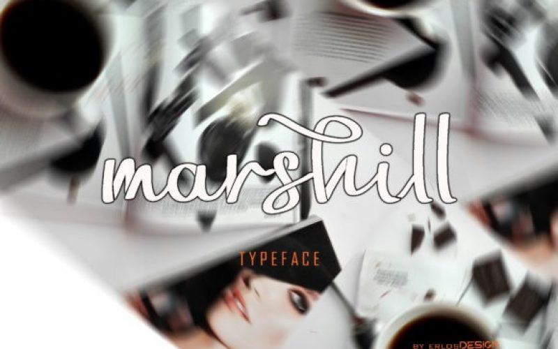 Marshill Font