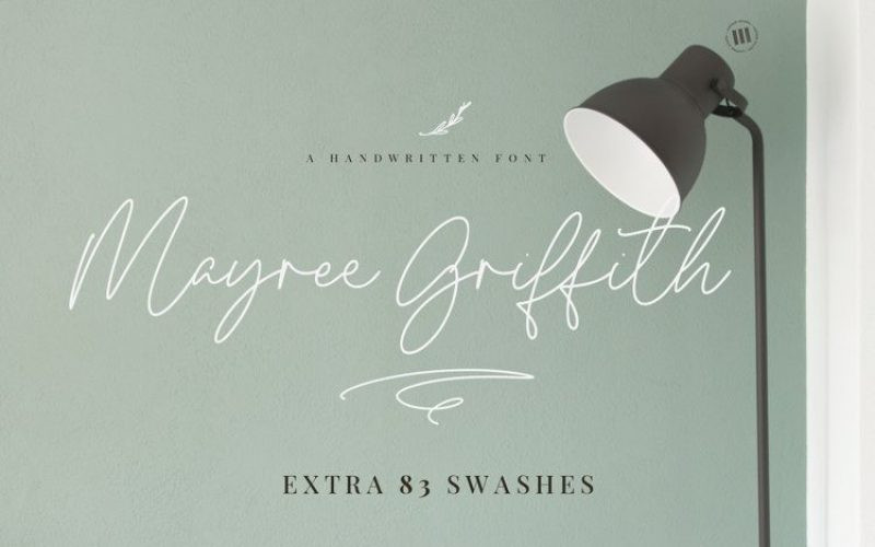 Mayree Griffith Font