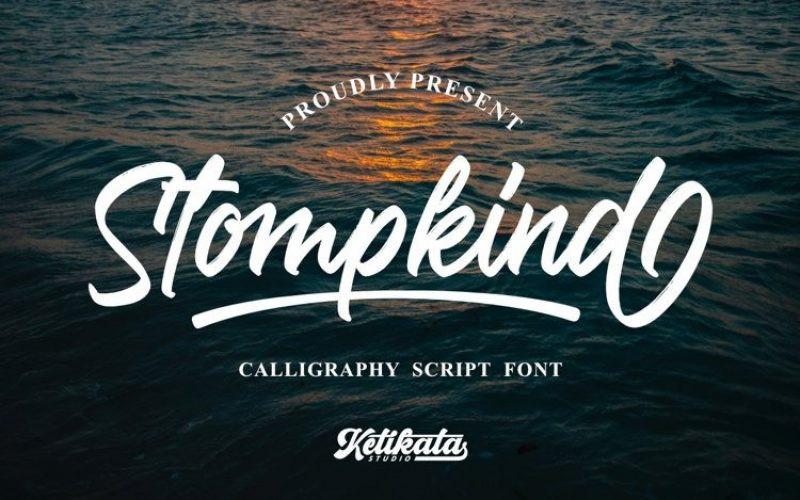 Stompkind Font