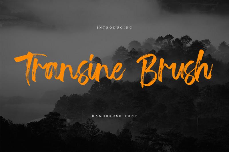 Transine Font