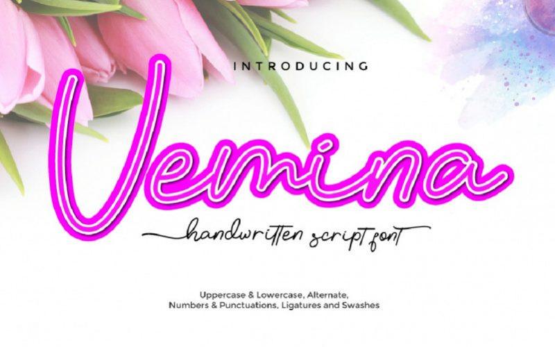 Vemina Font