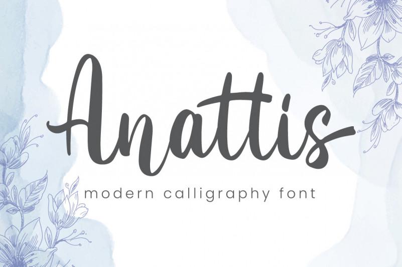Anattis Font