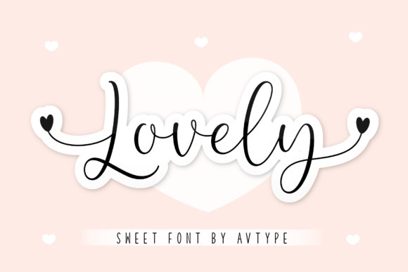 Lovely Font