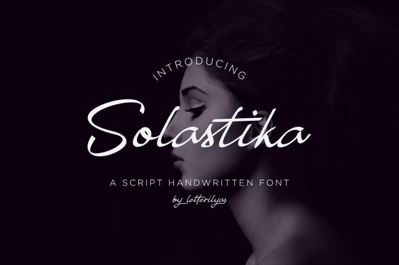 Solastika Font