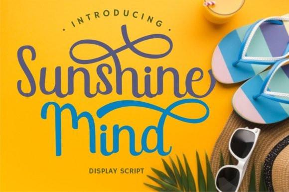 Sunshine Mind Font