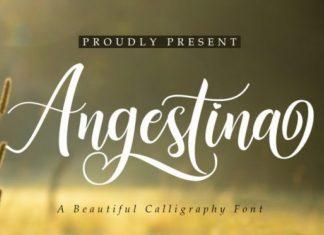 Angestina Font