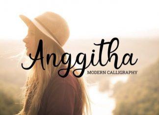 Anggitha Font