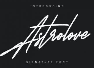 Astrolove Font