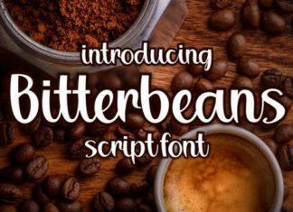 Bitterbeans Font