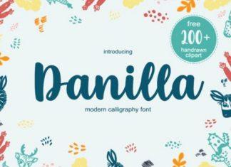 Danilla Font