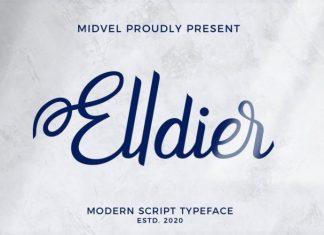 Elldier Font