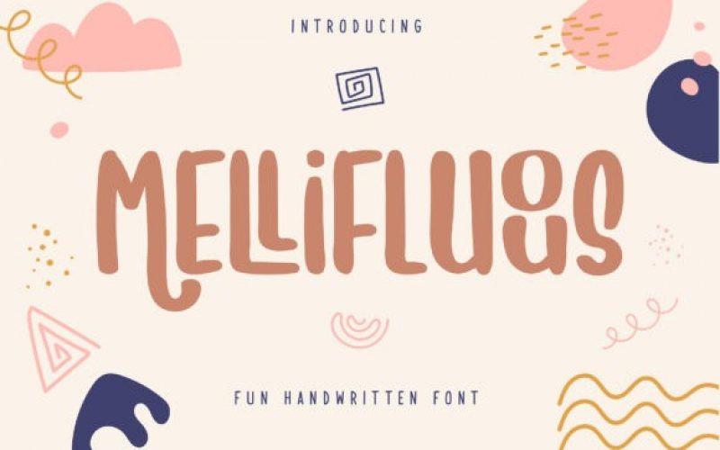 Mellifluous Font