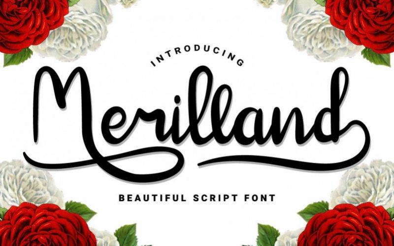 Merilland Font
