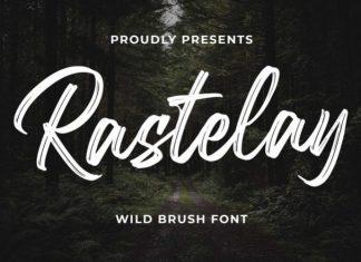 Rastelay Font