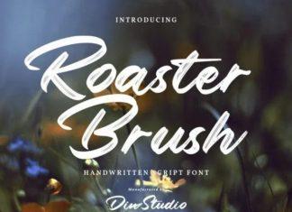Roaster Font