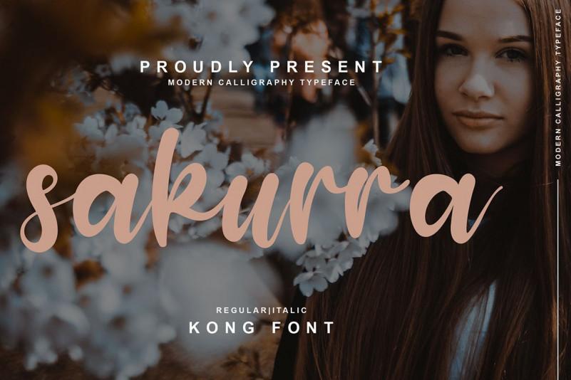 Sakurra Font