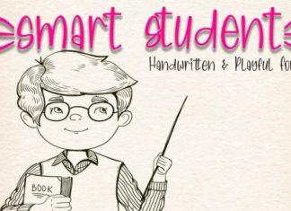 Smart Student Font