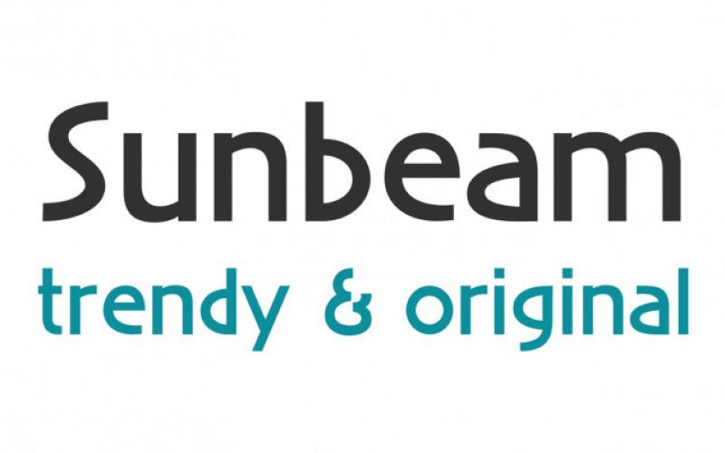 Sunbeam Font