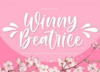 Winny Beatrice Font