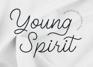 Young Spirit Font