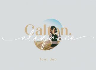 Calton Elegance Font