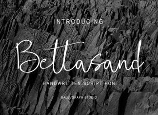 Bettasand Font