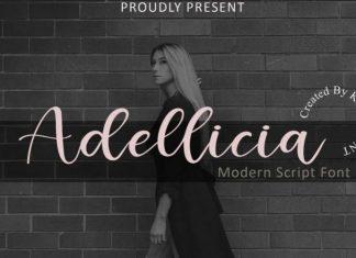 Adellicia Font