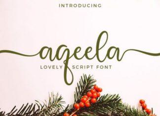 Aqeela Font