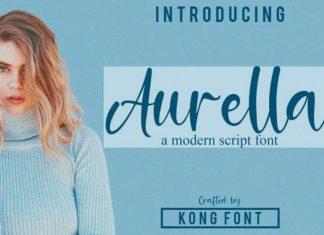 Aurella Font