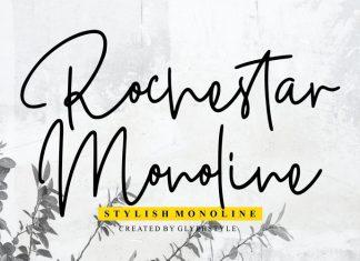 Rochestar Font