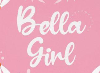 Bella Girl Font