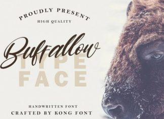 Buffallow Font