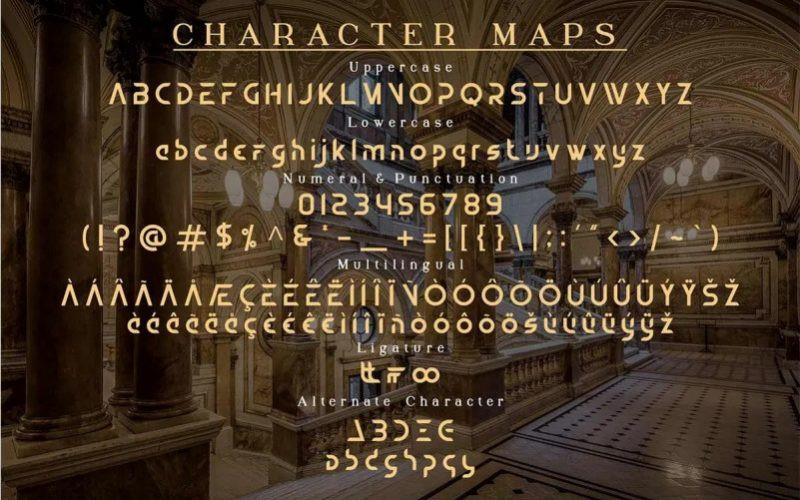 Chambers Font