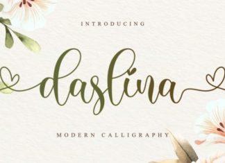 Daslina Font