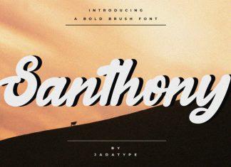Santhony Font