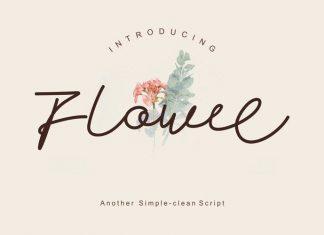 Flowee Font