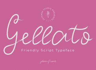 Gellato Font