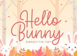 Hello Bunny Font