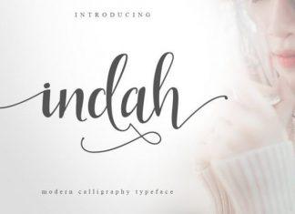 Indah Font