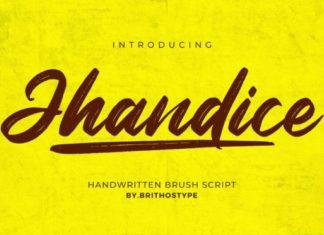 Jhandice Font