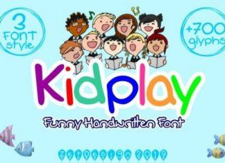 Kidplay Font