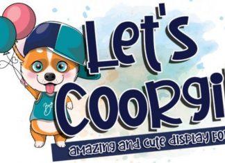 Let's Coorgi Font