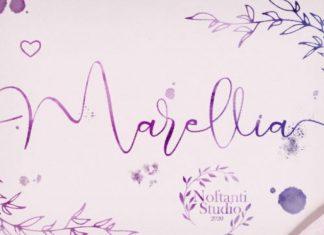 Marellia Font