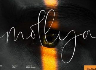 Mollya Font